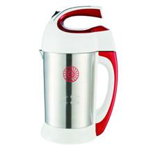 建括 多功能全自动豆浆机(JKD-A1-02) 红色产品图片主图