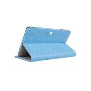 品怡 适用于酷比魔方iwork8保护套 闪钻风系列皮套 蓝色