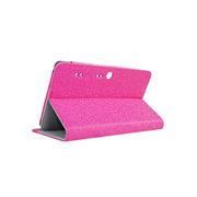 品怡 适用于酷比魔方iwork8保护套 闪钻风系列皮套 玫红色