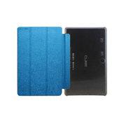 虎克 F8C皮套 8寸WIN8平板电脑包 超薄支架皮套壳 宁静蓝