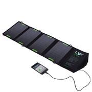 奥鹏(AP) 货到付款 太阳能充电宝移动电源 5V16W 有光就有电 防水 手机移动电源通用