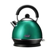 拓璞 DK227SR电热水壶全不锈钢电水壶正品电烧水壶1.7L 翡翠绿
