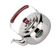 顺达 304不锈钢特厚A型鸣笛琴音烧水壶 煤气炉电磁炉通用 特厚5LA型