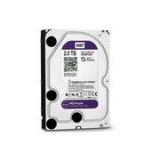 西部数据 紫盘 1TB SATA3 64M 监控硬盘(WD10PURX)