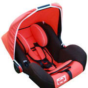 感恩 儿童汽车安全座椅  婴儿安全汽车座椅透气  幼儿椅婴儿篮  0-15个月 GE-A 橘色A21