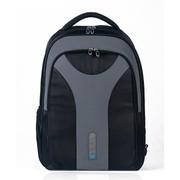 泰柏格 DSD-107GY 充电背包/电脑包 适用于移动智能设备充电 适配15英寸以下笔记本电脑  黑灰色