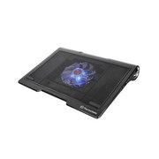 Thermaltake Massive SP 笔记本电脑散热垫 高音质喇叭-够大声-真的好听 蓝光大风量可调速