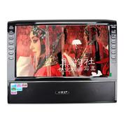 小霸王 移动视频机播放器S11 10.1英寸高清视频扩音器老人唱戏机多功能收音 黑色标配无内存