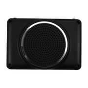 小霸王 小霸移动可视播放器SB-602 4.3英寸屏唱戏机收音录音扩音老人唱戏机可插TF卡 红色+8G戏曲精选视频卡