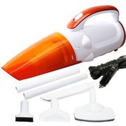 尤利特 超强吸力车用吸尘器 车载吸尘器 海帕过滤高端静音吸尘器100瓦大功率 吸尘器车用 橙色