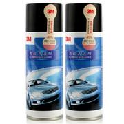 3M 汽车清洗剂 36050 万能泡沫清洗剂 车用内饰清洁剂 真皮 410ML 两瓶装