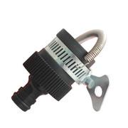 科程 水龙头万能接头 水管接头 带弹簧 四分六分水龙头通用接头