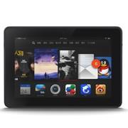 亚马逊 Kindle FIRE HDX 7寸 32G 超强性能的娱乐平板