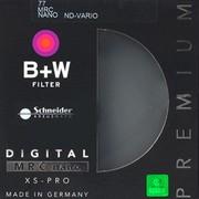 B+W 77 MRC NANO ND-VARIO 多膜 纳米 超薄 可调 减光镜