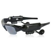 现代演绎 G100S 4G 夏日首选 蓝牙眼镜 听歌打电话 太阳墨镜 偏光镜 户外垂钓必备 黑色 官方标配