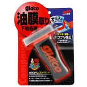 SOFT99 油膜 超强力玻璃去油膜清洁剂 汽车挡风玻璃清洗剂 SF-04101
