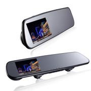 e路航 e路航eroda-T86行车记录仪 双镜头 高清 广角夜视 4.3寸倒车可视后视 一体机器 T86单镜头+无卡