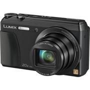 松下 DMC-ZS35GK-K 数码相机 黑色 (1600万像素 3英寸屏 全景自拍)
