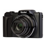 禄来 Powerflex 240 HD 数码相机 黑色 (1615万像素 3.0英寸液晶屏 24倍光学变焦 25mm广角)