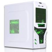 大水牛 特战先锋(白色/极寒风道/U3/SSD/背线/支持超长显卡)
