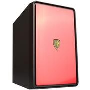 撒哈拉 空气盒子A2 法拉利红 ITX机箱