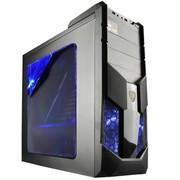 撒哈拉 走线大师GL8豪华版 U3游戏机箱 黑色 (豪华大侧透\五金黑化/支持背线)
