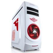 先马 幻影战机 标准版白色中塔游戏机箱(U3/ 双面板/光驱免工具/支持40.5CM长显卡)