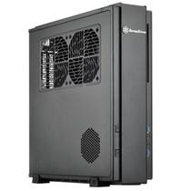 银欣 ML07B 机箱 (直立横躺两用  薄型化机种的最高效能并支持水冷)产品图片主图