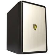 撒哈拉 空气盒子A2 土豪金 ITX机箱