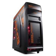 游戏悍将 特工1标准版黑装 机箱 (USB3.0/0.7MM板材/滑轨式显卡散热架)