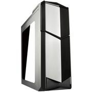 撒哈拉 飞行者AX6玩家版 U3游戏机箱 黑色 (豪华大侧透/电源下置/支持背线/五金黑化)