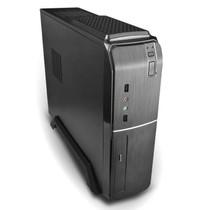 爱国者 嘉年华VONE迷你机箱黑色(支持ATX电源/笔记本光驱/全兼容SSD)产品图片主图
