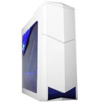 撒哈拉 飞行者AX6象牙白 U3游戏机箱 (豪华大侧透/电源下置/支持背线/五金黑化)产品图片主图