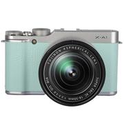 富士 X-A1 单电套机(XC 16-50mm F3.5-5.6 OIS 镜头)蓝色 礼盒装