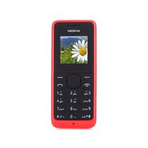 诺基亚 1050 GSM手机(红色)产品图片主图