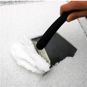 其他 乐标 除雪铲 汽车雪铲 车用除雪铲 不锈钢刮雪板冰雪铲除冰铲工具 雪铲