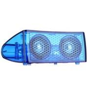 索爱 SA-C20 蓝牙灯光音响 (水晶蓝)