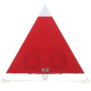 索爱 SA-C18 蓝牙灯光音响 (红色 )