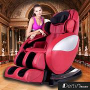 德菲迪尼 舒适家用太空舱零重力按摩椅 全身按摩沙发椅 红色