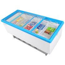 美菱 SC/SD-518GZDH  518升超大容积 卧式冷藏冷冻展示柜产品图片主图