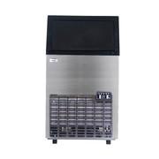惠康 HZB-80  80KG制冰机 商用大型方冰制冰机