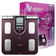 欧姆龙 体脂测量仪体脂仪HBF-371 家用脂肪仪减肥脂肪秤电子称体重秤