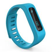 品佳 uu66 健康手环 卡路里计步器 智能手环手表 健康睡眠 蓝色