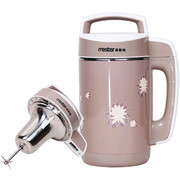 美斯特 DJ11B-W75C豆浆机全自动不锈钢多功能 咖啡色