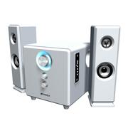 山水 Sansui/ GS-6000(31B)台式电脑音箱 多媒体音响 低音炮音箱 白色 不支持U盘