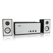 山水 Sansui/ GS-6000(32C)电脑音箱白色大功率组合低音炮音响 支持U盘