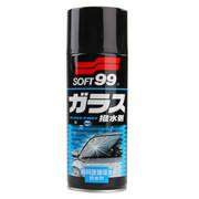 SOFT99 瞬间玻璃驱水剂 玻璃防水剂泼水剂拔水剂 长效雨敌(外用)