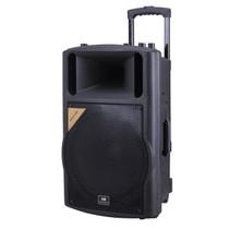 先科 单15寸拉杆音箱 户外便捷式广场舞音响/大功率录音扩音器 和谐15号产品图片主图
