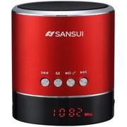 山水 A38S 音箱 音响 蓝牙音箱 蓝牙音响 无线音箱 低音炮 红色