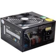 长城 额定500W 双卡王GW-6000(90+) 金牌数字版电源 (智控0噪音/数字监控/模组化)